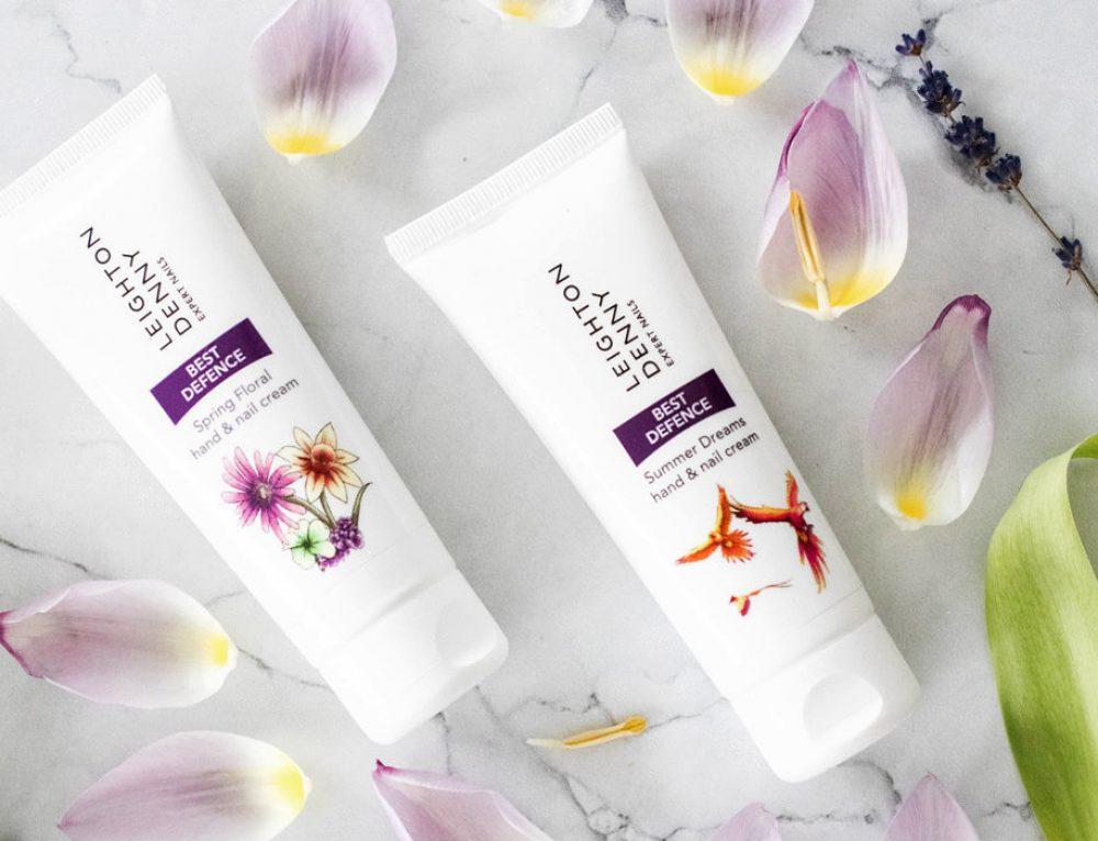 Frühlingspflege für die Hände – LEIGHTON DENNY Spring Summer Hand Cream Duo