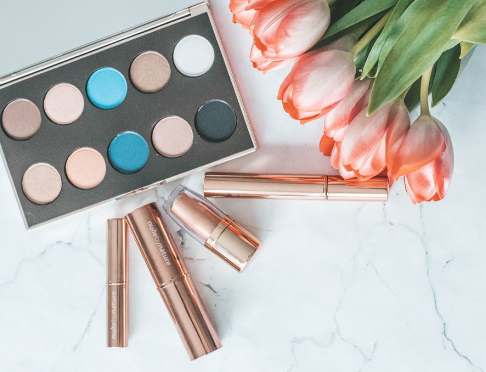 Colour Story: Goldy Bronze – ein Frühsommer-Look mit NUDE BY NATURE