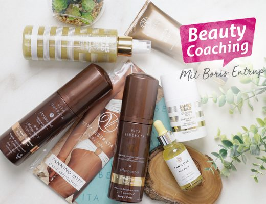 Beauty Coaching mit Boris Entrup Selbstbraeuner Self Tanning