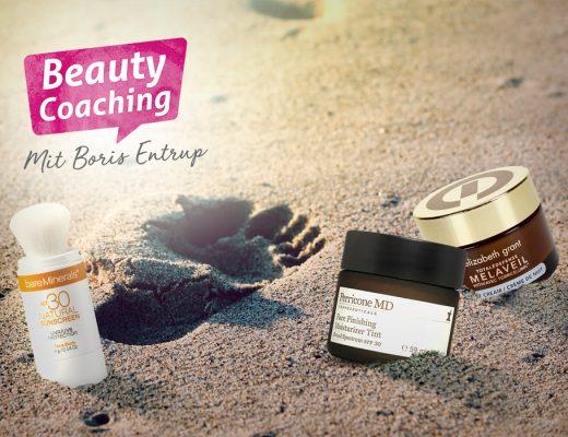Beauty Coaching mit Boris Entrup Sonnenpflege gesunde Bräune