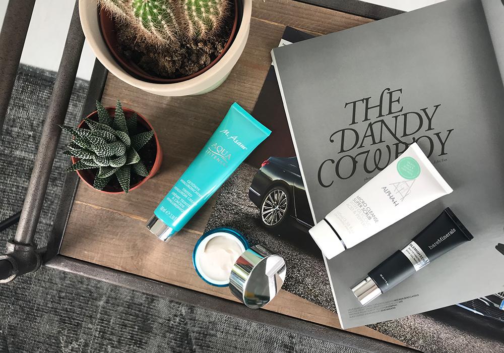 Hautpflege & Make-up für Männer