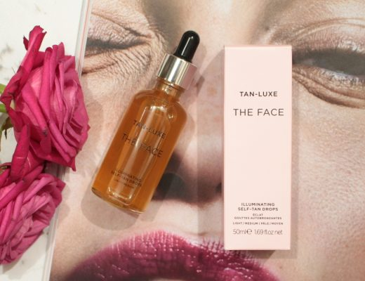 TAN-LUXE The Face Illuminating Self Tan Drops