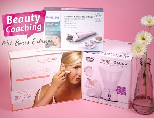 Beauty Coaching mit Boris Entrup Beauty Tools