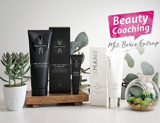 Beauty Coaching mit Boris Entrup Masken