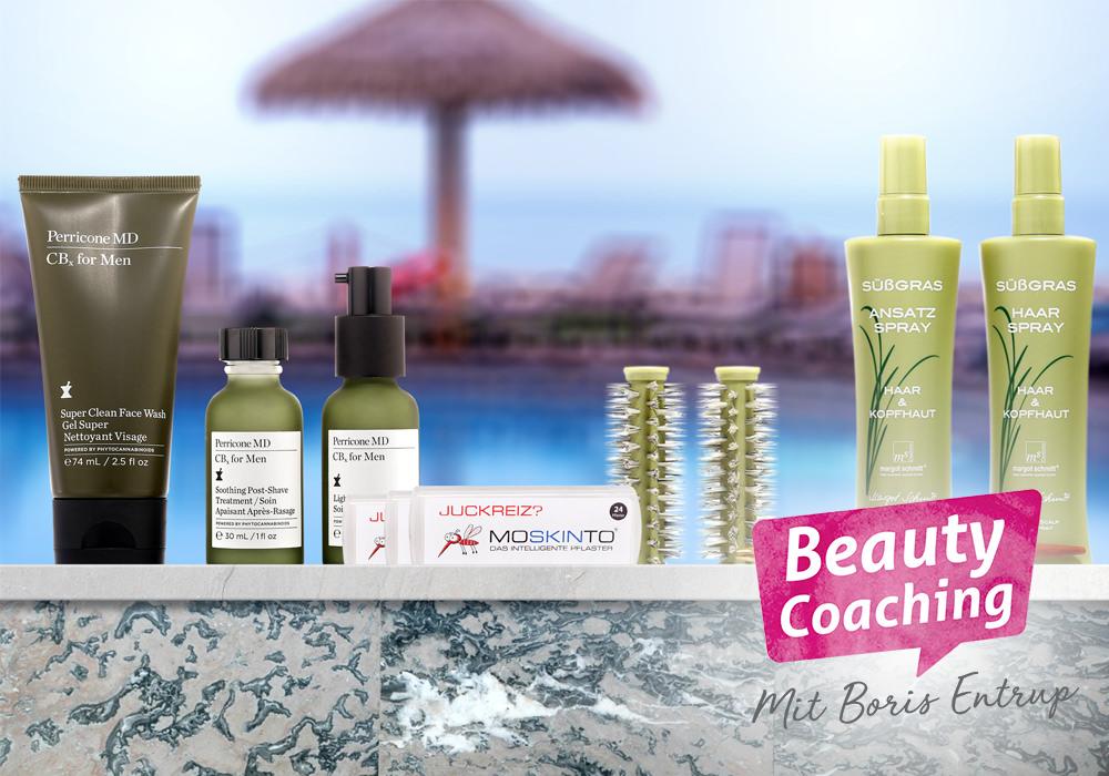 Beauty Coaching mit Boris Entrup Travel Guide