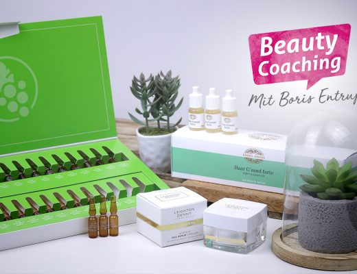 Beauty Coaching mit Boris Entrup Ampullen