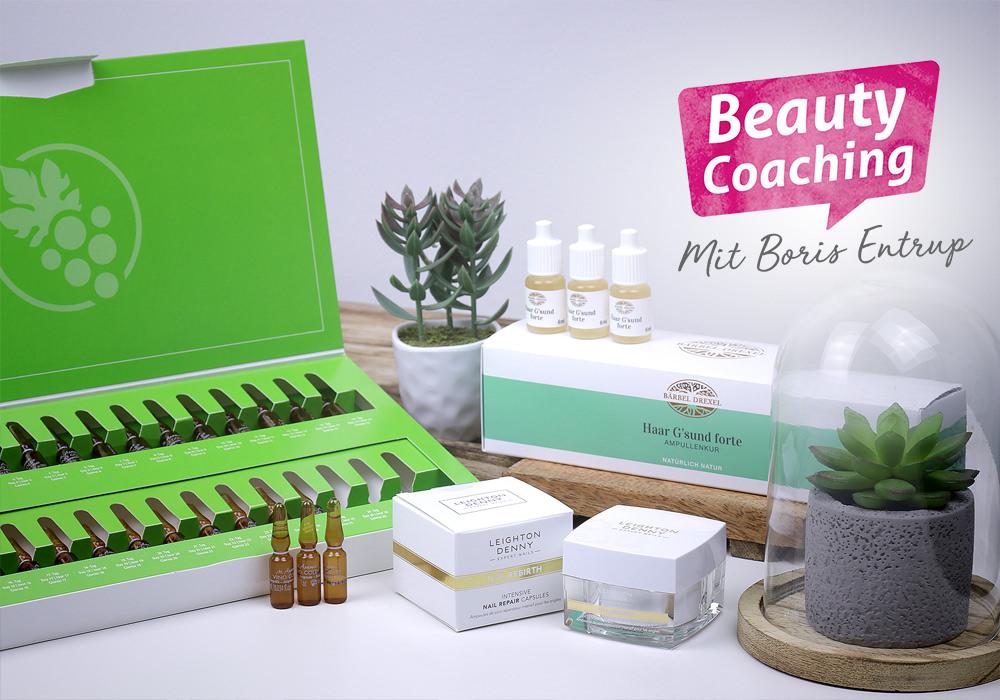 Beauty Coaching mit Boris Entrup Ampullen