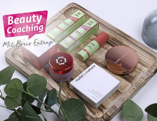 Beauty Coaching mit Boris Entrup Rouge