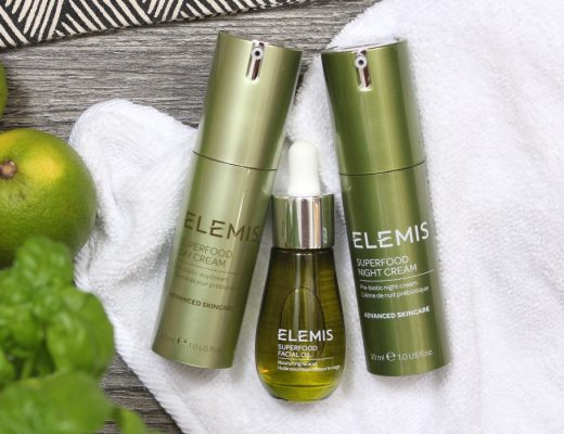 ELEMIS SUPERFOOD Day, Night Cream & Facial Oil