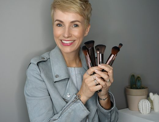 NUDE BY NATURE Make-up-Pinsel