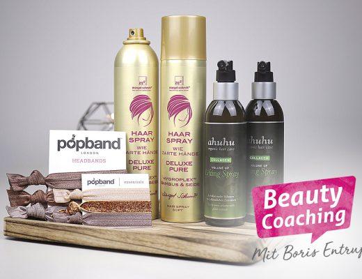 Beauty Coaching mit Boris Entrup Hair Styling
