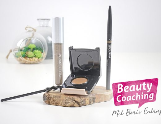 Beauty Coaching mit Boris Entrup: Augenbrauen