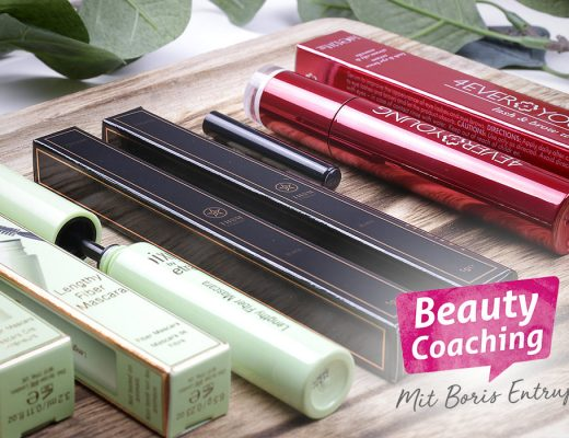 Beauty Coaching mit Boris Entrup Wimpern