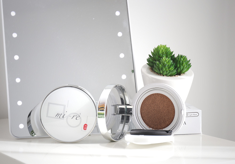 mi-rê BIBI Nova BB Cream & Cushion Foundation
