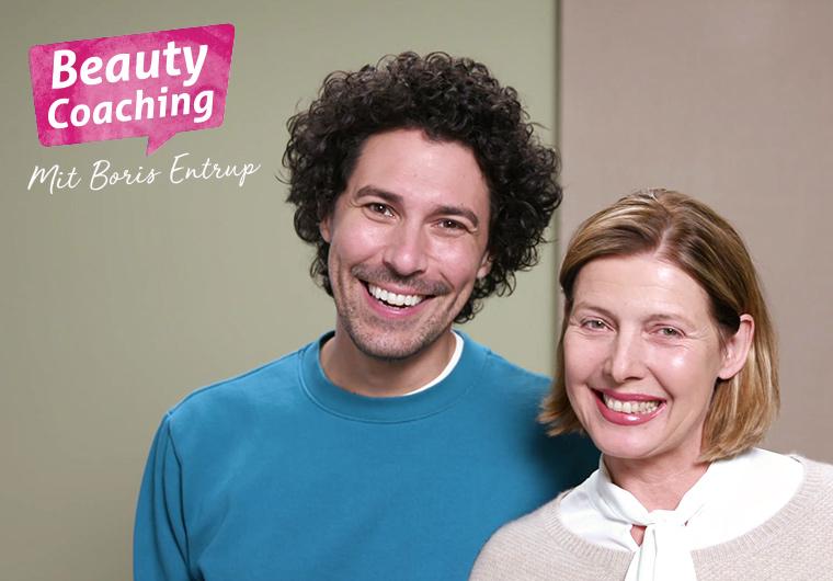Beauty Coaching mit Boris Entrup