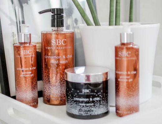 SBC Cinnamon & Chai Hautpflege