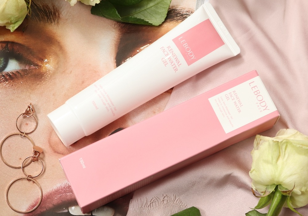 LE BODY FACE Renewal Face Water Gel