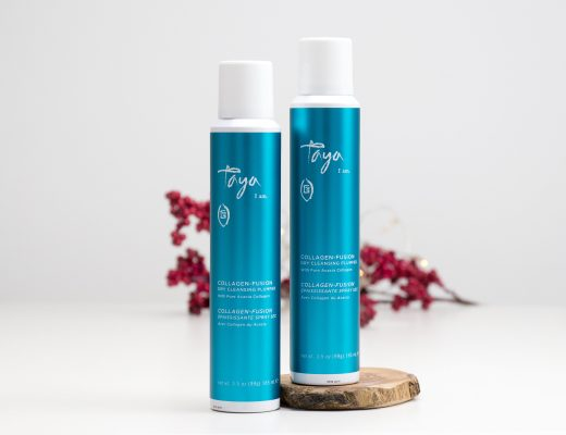 TAYA COLLAGEN-FUSION Dry Cleansing Plumper