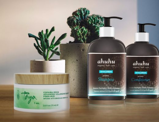ahuhu organic hair care HYALURON Shampoo Conditioner TAYA Copaiba Harz