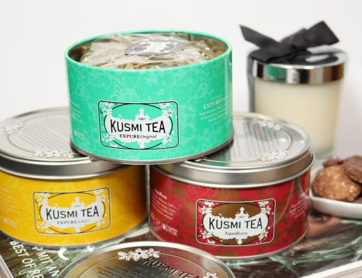 KUSMI TEA Expure Original & Expure Addict & AquaRosa