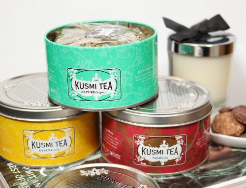 Die fruchtigen Sorten von KUSMI TEA vorgestellt