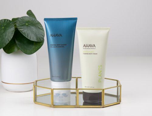 Der Beauty-Tipp im März: AHAVA Mineral Body Shaper & Firming Body Cream vorgestellt