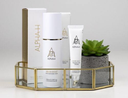 """Facial in a bottle"": ALPHA-H LIQUID GOLD Lotion & Firming Eye Cream im Test"