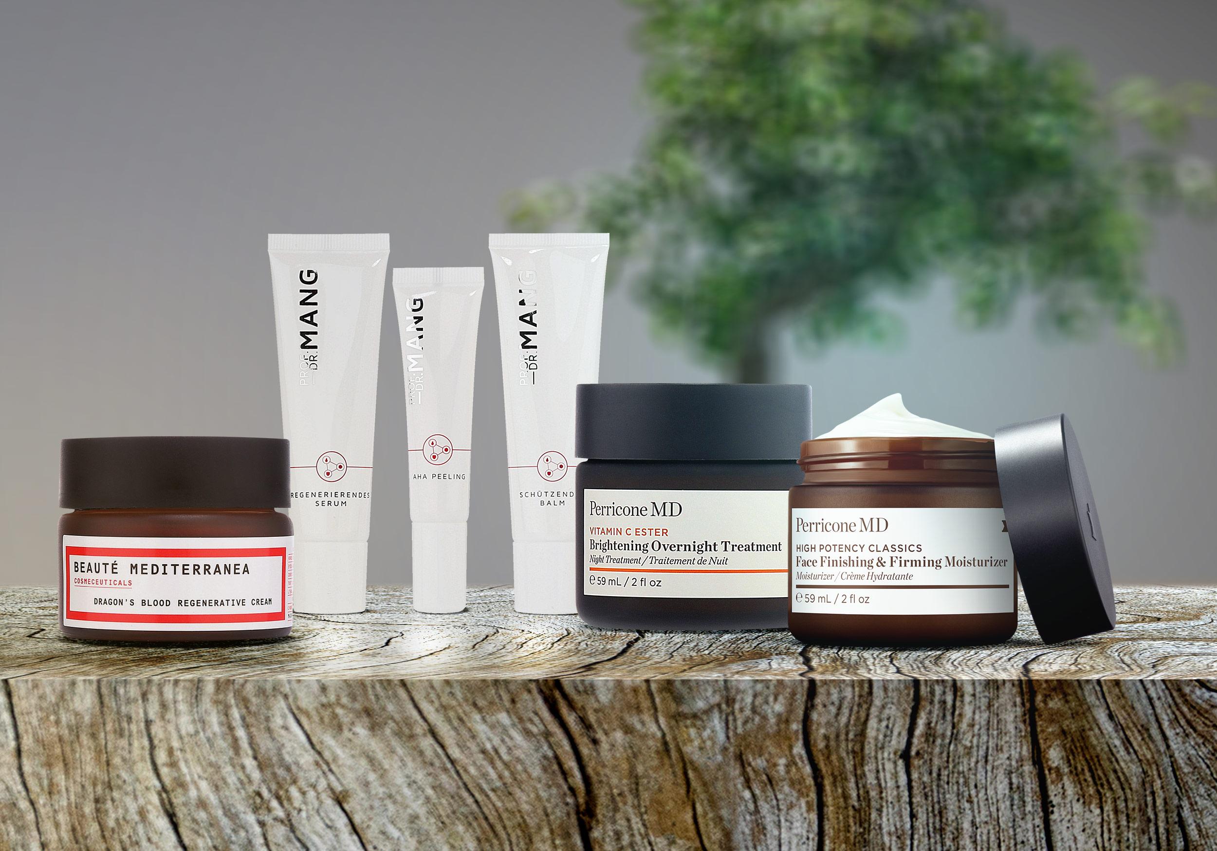 Cosmeceuticals Produkte