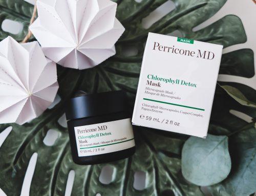 Geschmeidige Porenmaske für das Gesicht: DR. PERRICONE Chlorophyll Detox Mask im Test