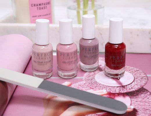 PERFECT FORMULA Gel Coat Color Collection