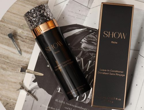 Conditioner ohne Auswaschen – SHOW BEAUTY Riche Leave-In Conditioner im Test