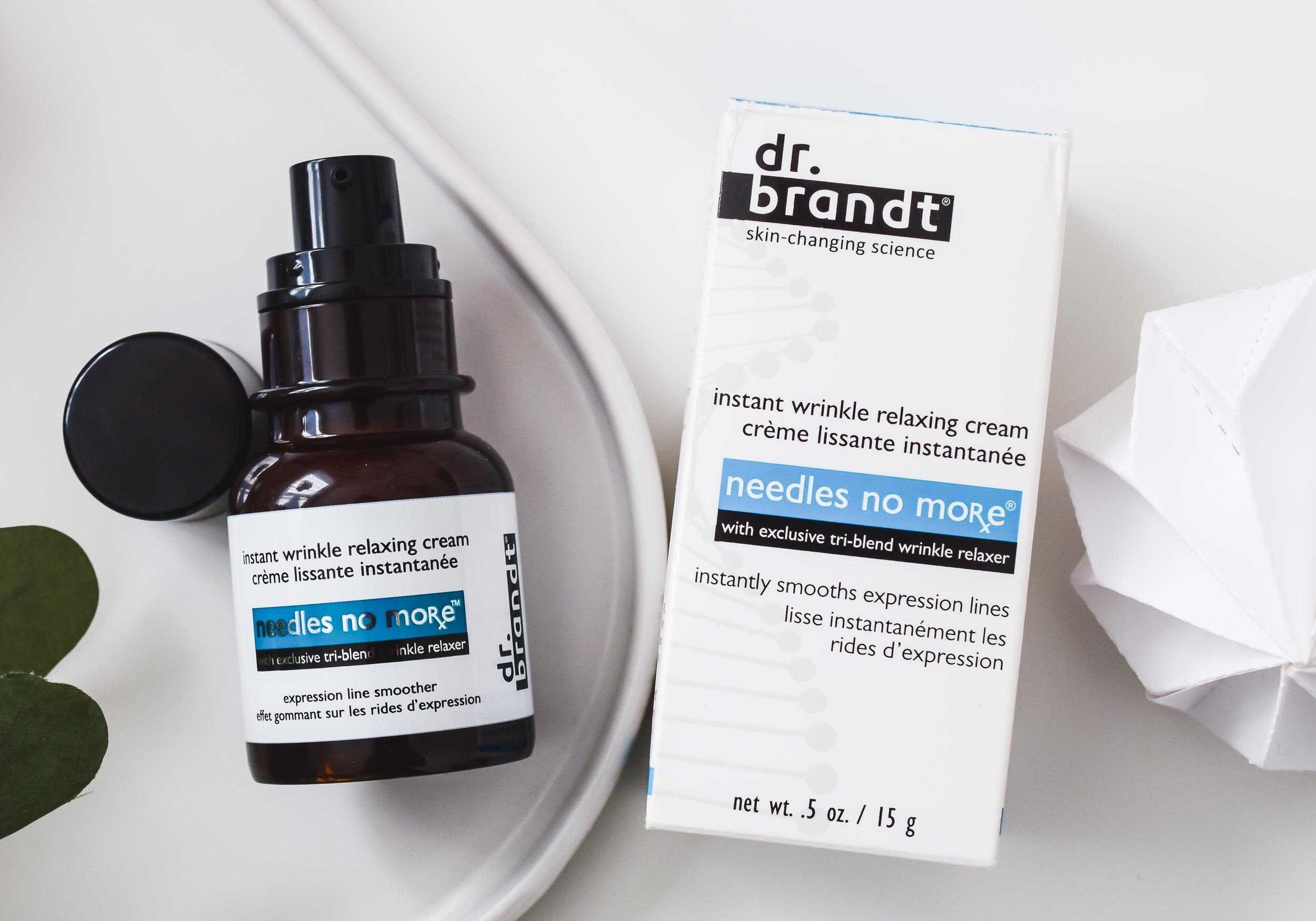 DR. BRANDT Needles No More