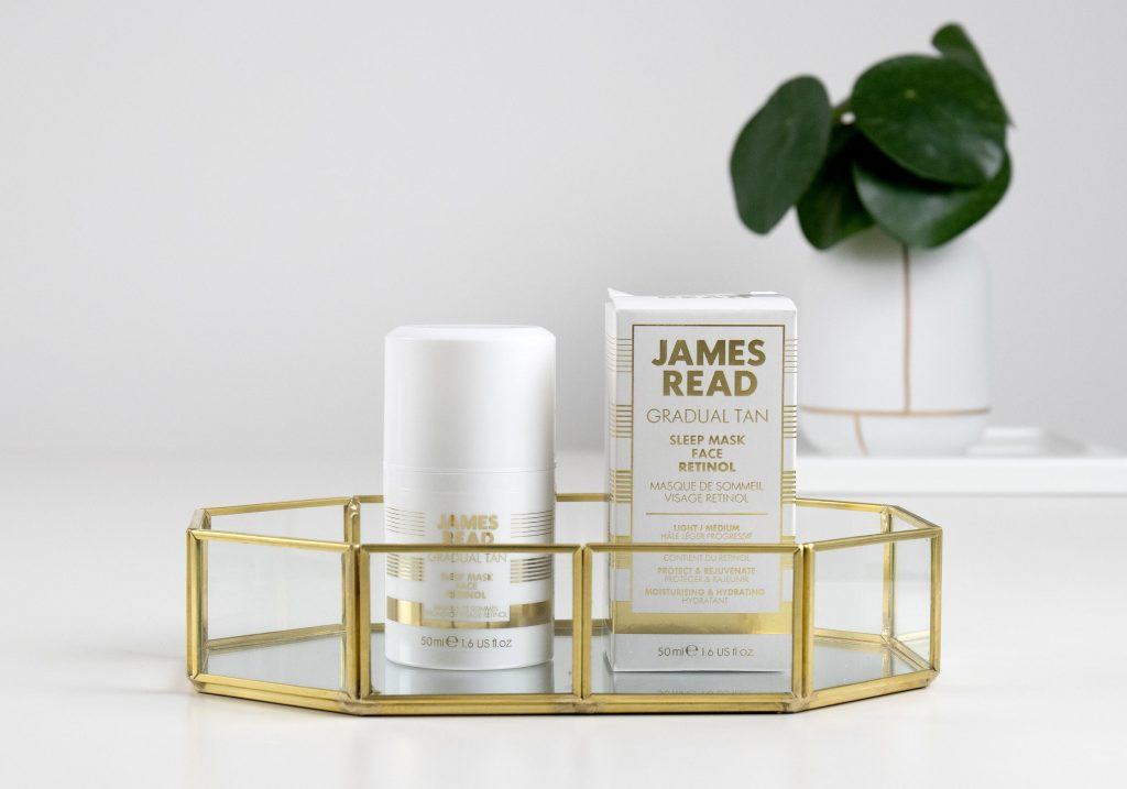 JAMES READ GRADUAL TAN Sleep Mask Face Retinol
