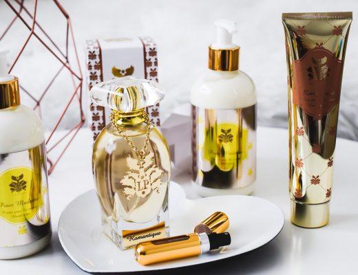 LE PARFUMEUR Romantique & Pour Madame Eau de Parfum & Handcreme