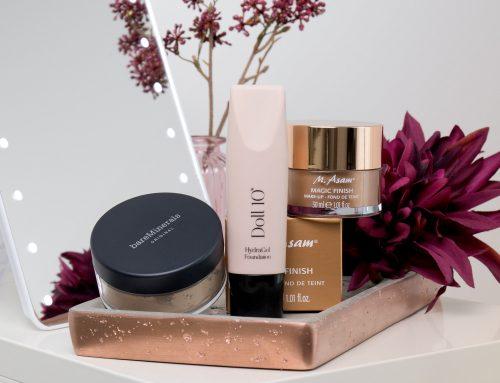 Kerstins Beauty Guide: Make-up für unterschiedliche Hauttypen
