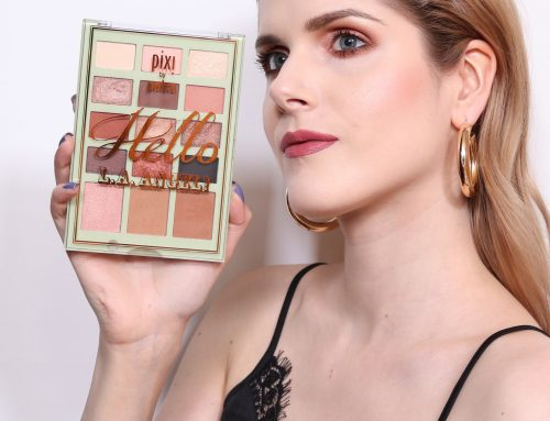 Zum Weltfrauentag: Die PIXI BEAUTY HELLO BEAUTIFUL! L.A. Angel Make-up Palette