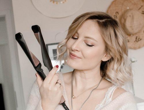 Lockenstab & Glätteisen in einem: Der REMINGTON Curl & Straight Styler im Test