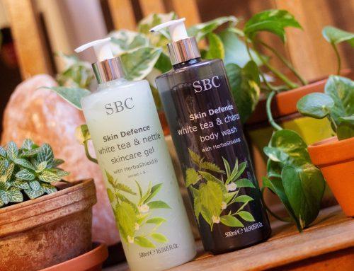 SKIN DEFENCE – die neue schützende Pflege für deine Haut von SBC im Test