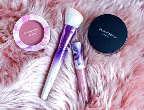 Die limitierte Frühlingskollektion: bareMinerals® Floral Utopia Make-up Set vorgestellt