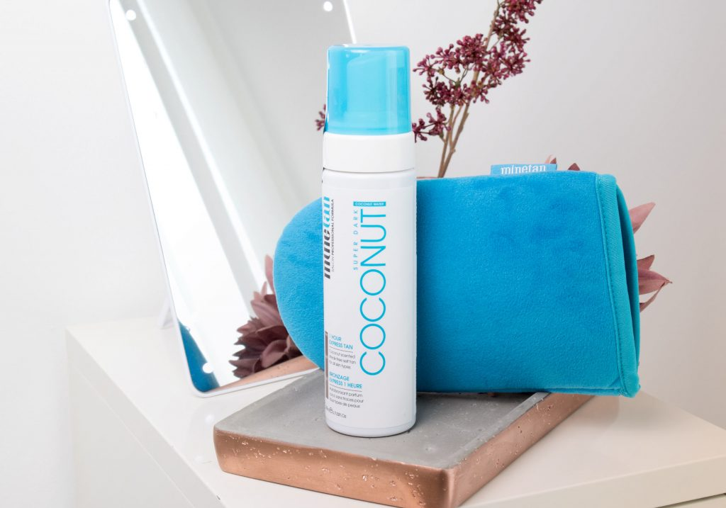 MINETAN COCONUT 1 Hour Express Tan