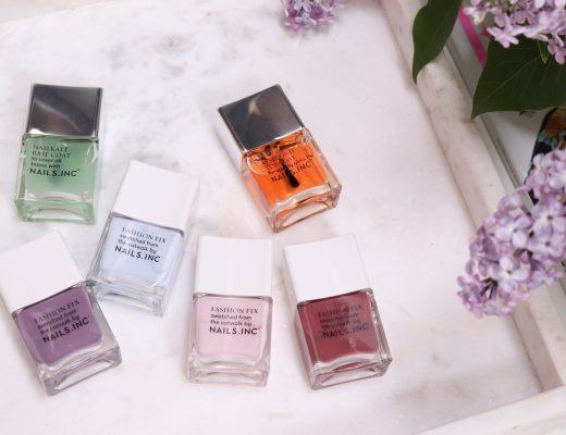 NAILS INC. Colour & Care Collection