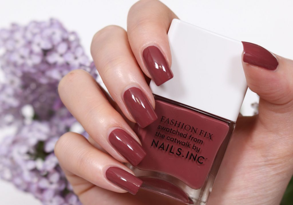NAILS INC. FASHION FIX Just Dropped