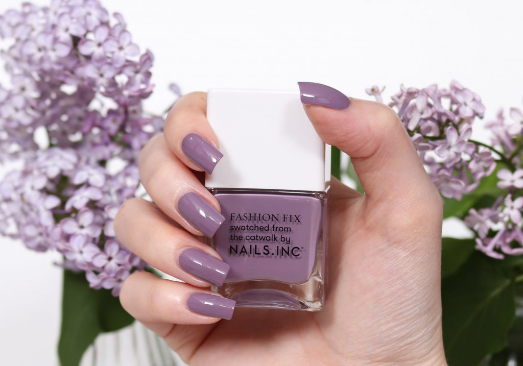 NAILS INC. FASHION FIX Velvet Velour