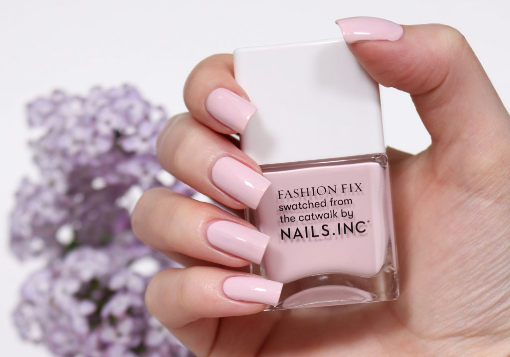 NAILS INC. FASHION FIX Vintage Tea