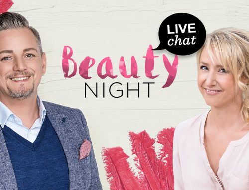 Ab 20 Uhr: Beauty Night Live-Chat – mit Kerstin & Frank