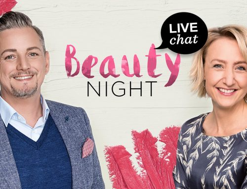 Beauty Night Live-Chat: Ab 20 Uhr mit Kerstin & Frank