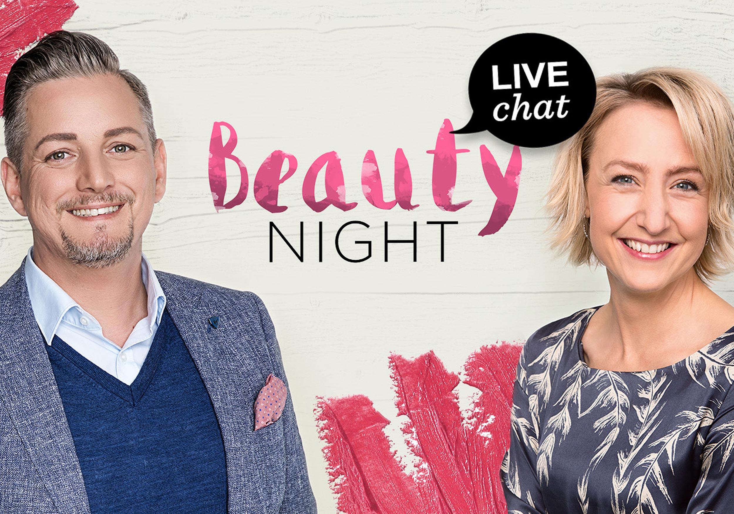 Beauty Night Live-Chat