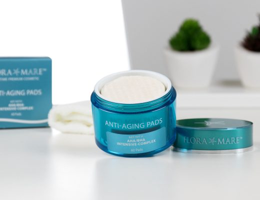 FLORA MARE Anti-Aging Pads