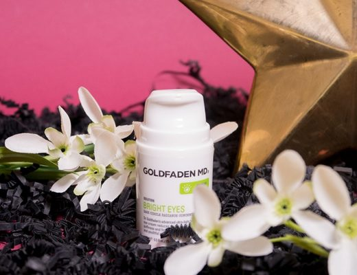 GOLDFADEN MD BRIGHT EYES Augencreme