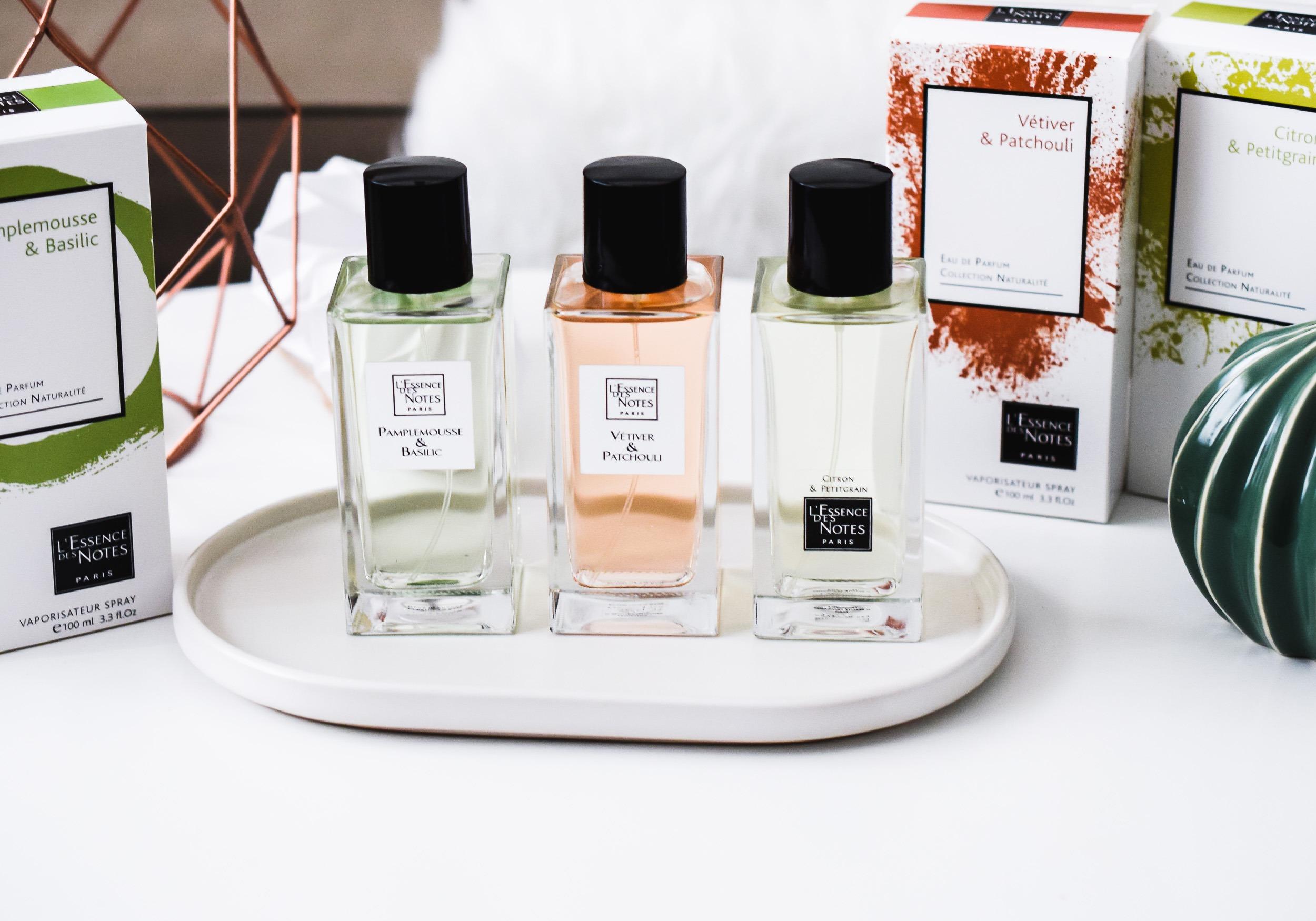 L'ESSENCE DES NOTES Eau de Parfums